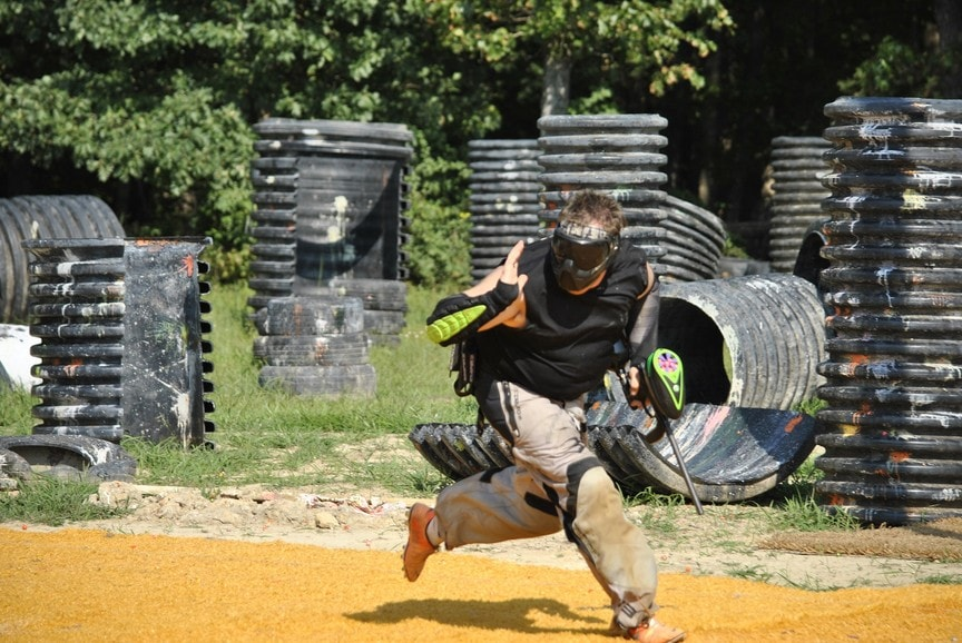 Paintball dla grup